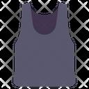 Sleeveless Shirt Sleeveless Shirt Icon
