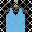 Sleeveless Top Vest Icon