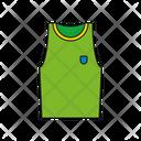 Sleeveless Tshirt Tshirt Sport Tshirt Icon