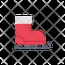 Sleigh Sledge Christmas Icon