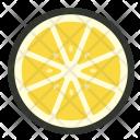 Slice Lemon Lime Icon