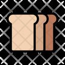 Slice Bakery Breakfast Icon