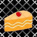 Slice cake Icon