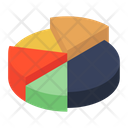Pie Chart Statistical Graphic Slice Chart Icon