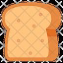 Slice of bread Icon