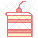 Slice of cake Icon