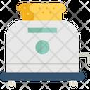 Slice Toaster Icon