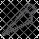 Slice Tool Icon