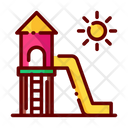 Slide Kid Slide Children Slide Icon