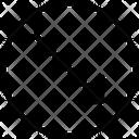 Slide-right-arrow-down Icon