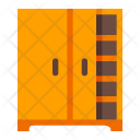 Sliding door closet Icon