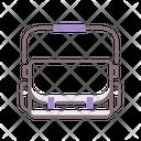 Sling Bag Icon