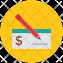 Bank Slip Receipt Icon