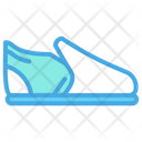 Slip on shoe Icon