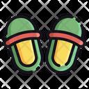 Slipper Slippers Night Sleeper Icon