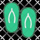 Slipper Slippers Footware Icon