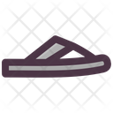 Clothes Slipper Flip Flop Icon