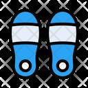 Slipper Footwear Sandal Icon