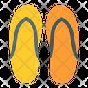 Sandal Footwear Shoes Icon