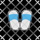 Slipper Flipflop Baby Icon