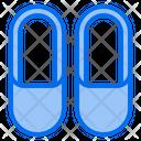 Slipper Flipflops Flip Flops Icon