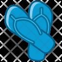 Slipper Shoes Footwear Icon