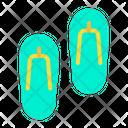 Flip Flops Footwear Icon