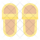 Slippers Hotel Service Icon
