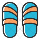 Slippers Slipper Footwear Icon