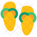Slippers Flipflop Icon