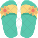 Slippers Hotel Home Icon