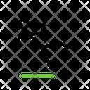 Slippery area Icon