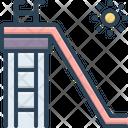 Slipping Icon