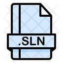 Sln File File Extension Icon