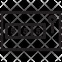 Slot Machine Gaming Icon