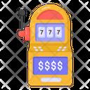 Video Game Casino Slot Machine Casino Game Icon