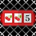 Slot Game Slot Machine Fruit Machine Icon