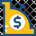 Slot Machine Payment Icon