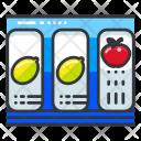 Slot Machine Gambling Icon