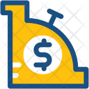 Slot Machine Dollar Icon