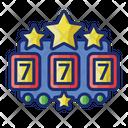 Slot Machine Gamer Machine Poker Machine Icon