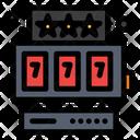 Slot Machine Slot Star Icon