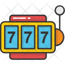 Machine Casino Scoreboard Icon