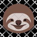 Sloth Animal Icon