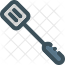 Slotted Spatula Spoon Icon