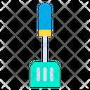 Slotted Spoon Spatula Kitchenware Icon