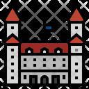 Slovakia Bratislava Castle Bratislava Icon