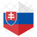 Slovakia Country Flag Icon