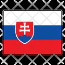 Slovakia Flag Flags Icon