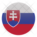 Slovakia Slovakian Svk Icon